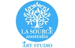 Logo la source australia